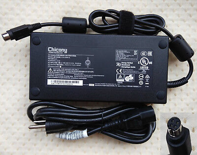 Original OEM Chicony Cord/Charger Mifcom Gaming Laptop XG5 i7/GTX1060 SSD G-Sync