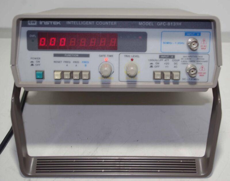 GW Instek Intelligent Counter GFC-8131H ++ NICE ++