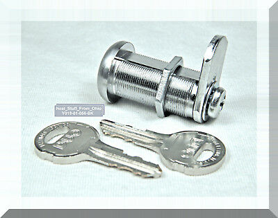 Triple Bitted High-security Duo Cam Lock With 1 Cam - Illinois Lock Company