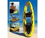KAYAK CLEAR BLUE HAWAII GONFLABLE