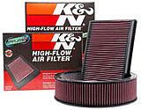 Filtre à air K&N et kit de nettoyage Mazdaspeed 2.3l