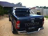 Toyota Hilux 2012 Tailgate SR5- Black Osborne Park Stirling Area Preview