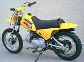 Baja or gio dirt bikes