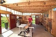 Big Garage, Big Shed, Big space needed for rent for Woodworking!