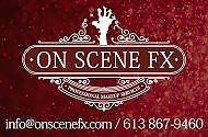 Special FX Makeup Course - OTTAWA!