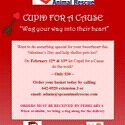 Cupid for a Cause (SPCA Animal Rescue)