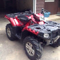 Polaris 850xp sportsman. Well cared for. Original owner