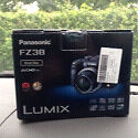 Panasonic Lumix DMC-FZ38, Digital camera boxed with accessories , excellent working order.