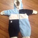 Boys snowsuit size 9-12 months