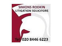 SR LAW LEGAL DISPUTE SOLICITORS (FINCHLEY, HENDON, TEMPLE FORTUNE, GOLDERS GREEN, N3, N12, NW11))