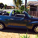 For sale ptcruiser Chrysler convertible West Tamworth Tamworth City Preview