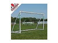 2 x 8' x 6' Samba Football Goals