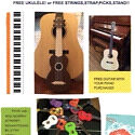 Pianovations entire store sale til Saturday 4pm!  FREE OFFERS!