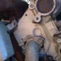 2006 Kia Sorento engine parts