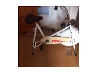 exercise bike good quality very robust