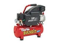 Wanted small portable air compressor similar to the picture shown