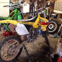 RM125 or RM250 forks wanted