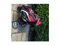 Trolley and callaway bag !!! Needs gone !!