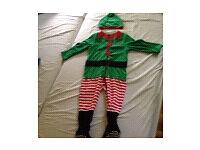 Elf dress up