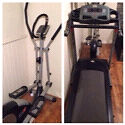 Treadmill and cross trainer Rosebery West Coast Area Preview