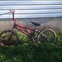 BMX trade for mountain bike