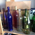 Used wine bottles, EZ cap resealable beer bottles, carboys