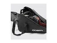 Cobra CS520-18 52cc petrol chainsaw