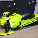 Skidoo freeride 146 XM 800 etec 2015 mxz renegade summit