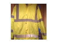 reflective jacket XL