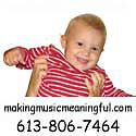 Baby, toddler & preschool music and movement