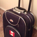 For Sale: CANADIAN SUITCASE