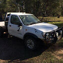 Nissan navara Veresdale Ipswich South Preview