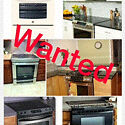 Wanted: Slide In Stove Range Oven