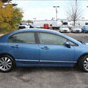 4 door 2010 Honda Civic, Lady-driven