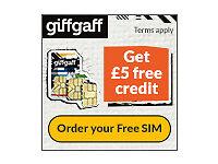 giffgaff free sim