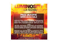 Luminosity Beach festival tickets