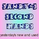 Sandy's Second Hands