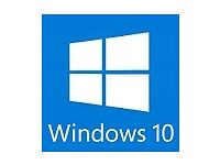 WINDOWS 10 PROFESSIONAL & OFFICE HOME & BUSINESS 2010 GENUINE LICENSES