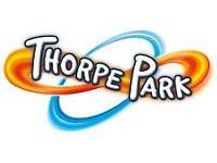 2 adult tickets to Thorpe Park for 21/09 21st September
