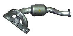 BMW X5 3.0L L6 EXHAUST CATALYTIC CONVERTER