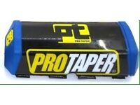 Pro taper motox motocross bar pads fat pad 125 250f 450