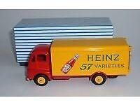 Heinz atlas Dinky toy van mint boxed