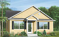 Move to the East Coast w/ this Supreme 2 Bdrm. Home