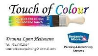 Experienced painters needed