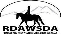 Red Deer and Area Western Style Dressage Meeting Nov 29th