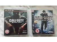 PS3 games (x9) bundle