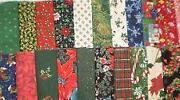 Cotton Fabric Lot