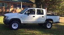 REDUCED $9000 --2004 Toyota Hilux 4X4 -3.4L - V6 Wauchope Port Macquarie City Preview
