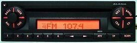 CAR CD player ALNA