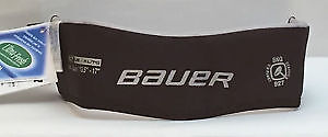 "Bauer 17"" Adult Neck Guard - Brand New!"
